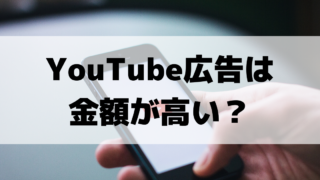 YouTube広告の単価や費用対効果