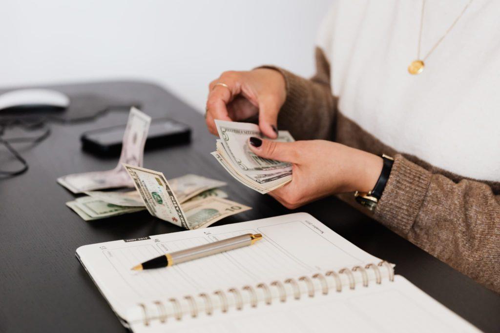 予算とお金